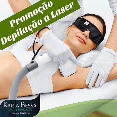 Depilação a Laser